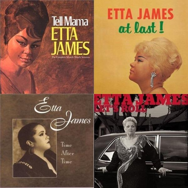 Etta James, Queen of R&B