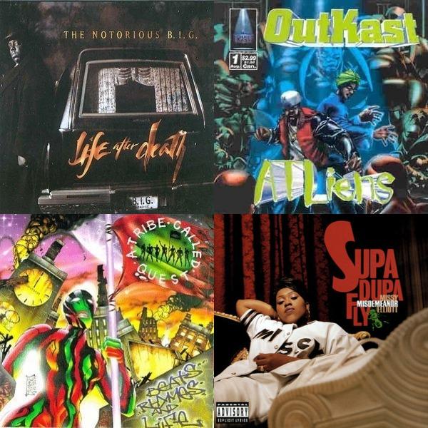Hip Hop 96-97