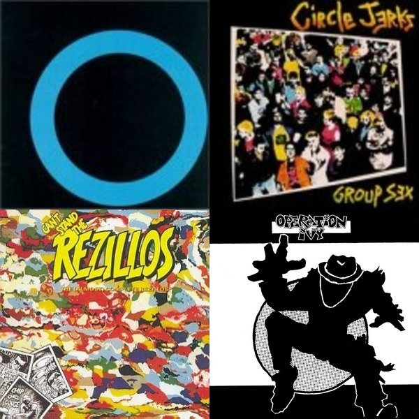 Mostly Punk Rock with some Ska and Oi!