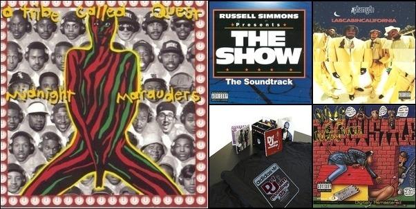 Hip Hop 93-95