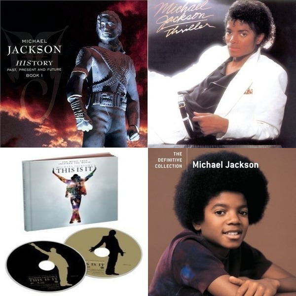 Michael jackson the best
