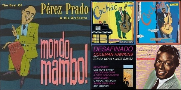 Latin Jazz and other Gems
