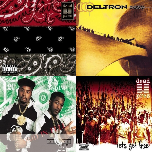 Favorite Hip Hop joints