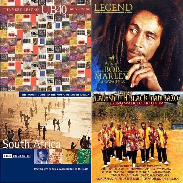 Ben's Reggae Hits