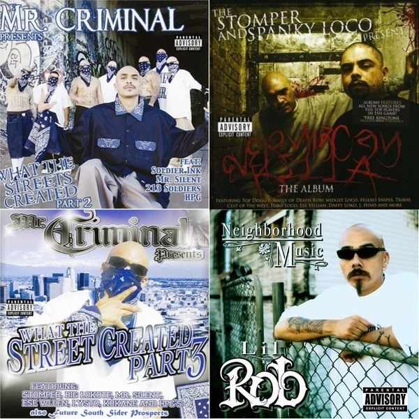 CHICANO RAP ONLY