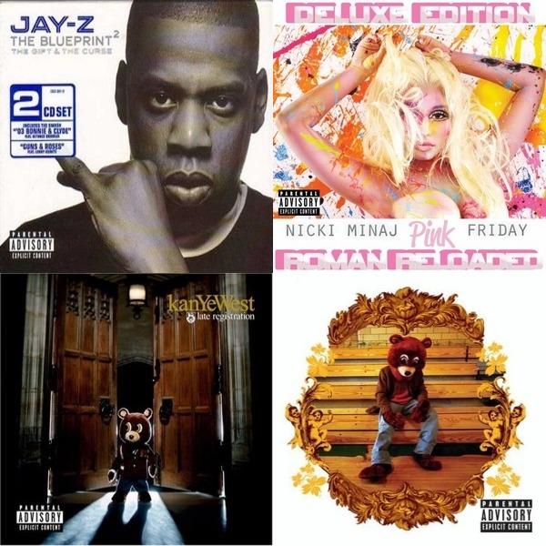 rap music favs