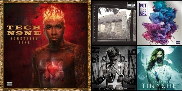Top Music 2016