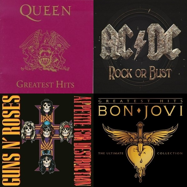 Playlist-Rock