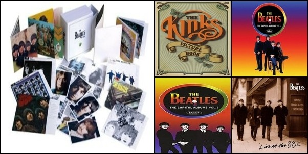 Beatles And The Kinks