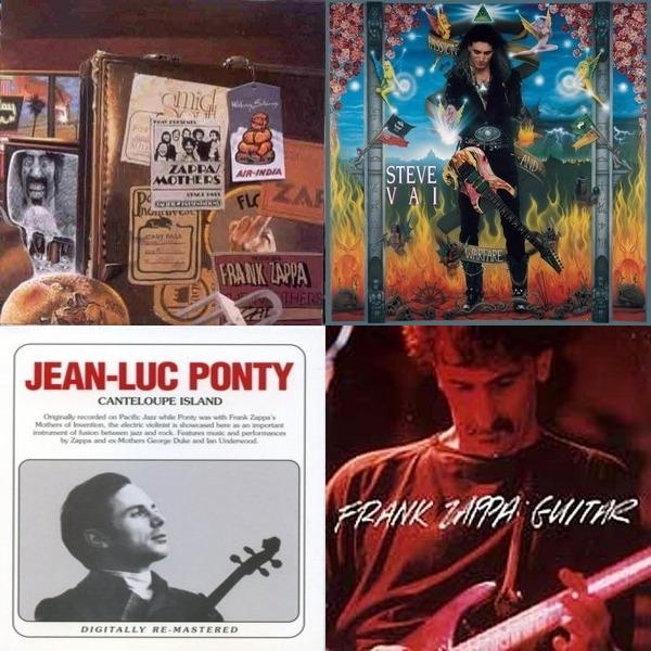 Frank Zappa's Hot Rats