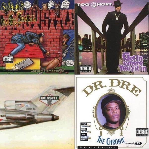 g funk 90s