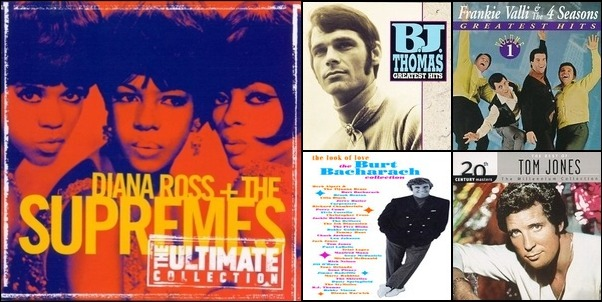 R&B and Soul Oldies