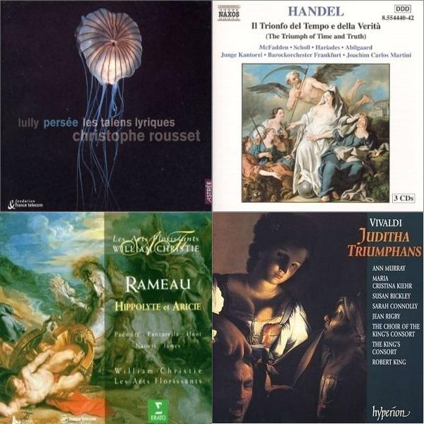 Baroque Operas And Oratorios