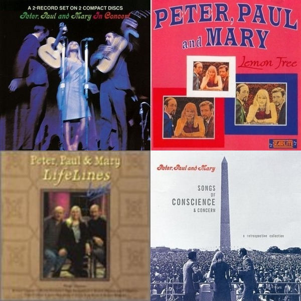 Peter,Paul, & Mary