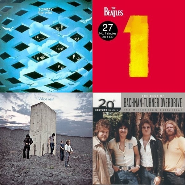 Classic FM Rock Of The 70's & 80's