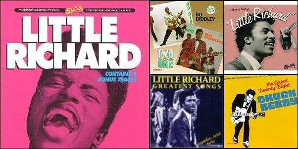 Little Richard Tribute