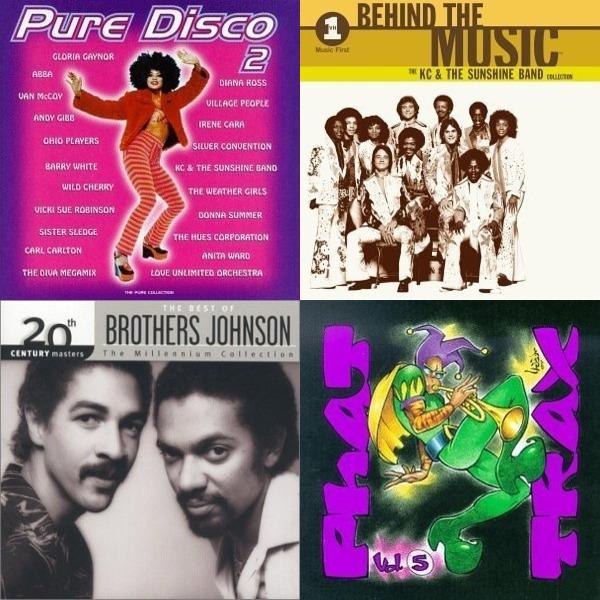 womp's funk playlist