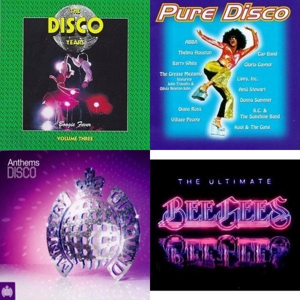 70s Disco Music