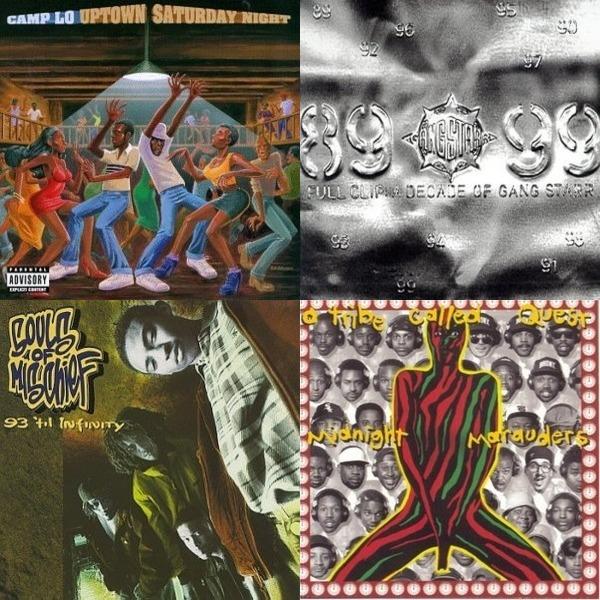 The 90's Hip-Hop Renaissance