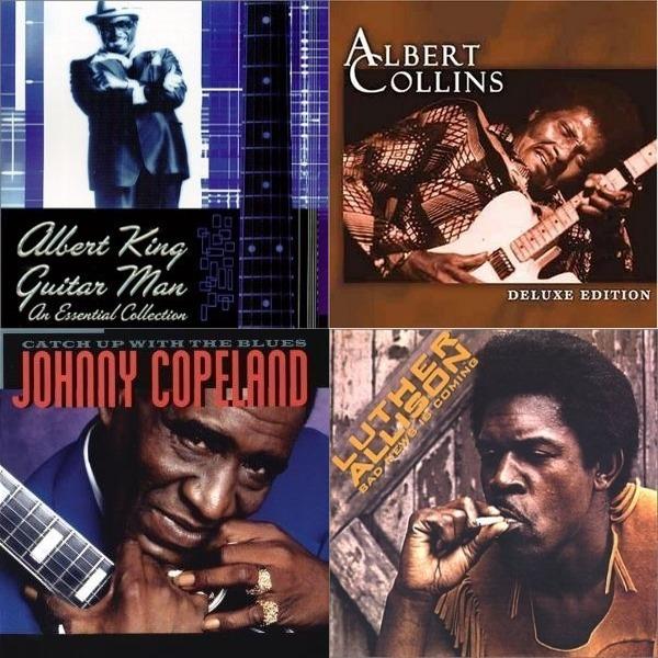 albert king and similar blues artists