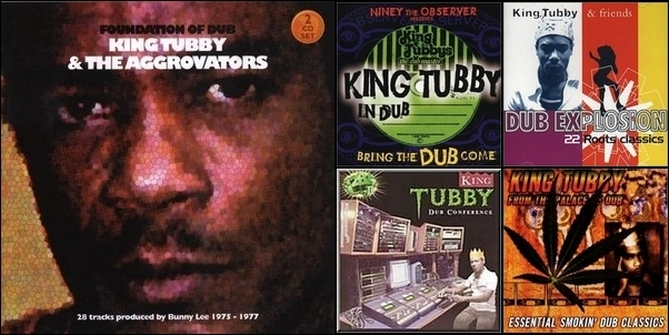 Scrubbing the Dub