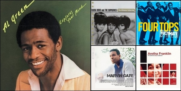 Classic R&B and Soul