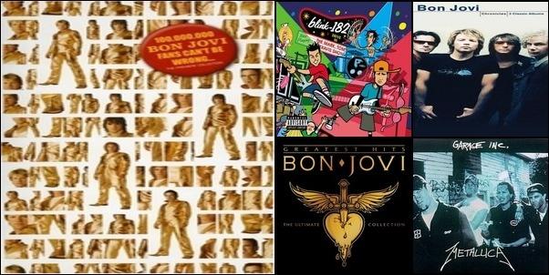 Alternative Rock- My favorites