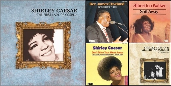 Gospel great women