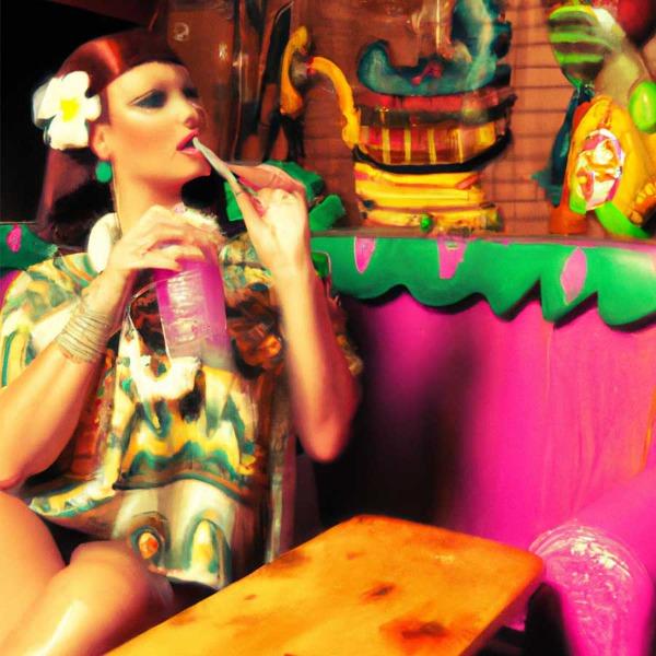 Tiki Time.