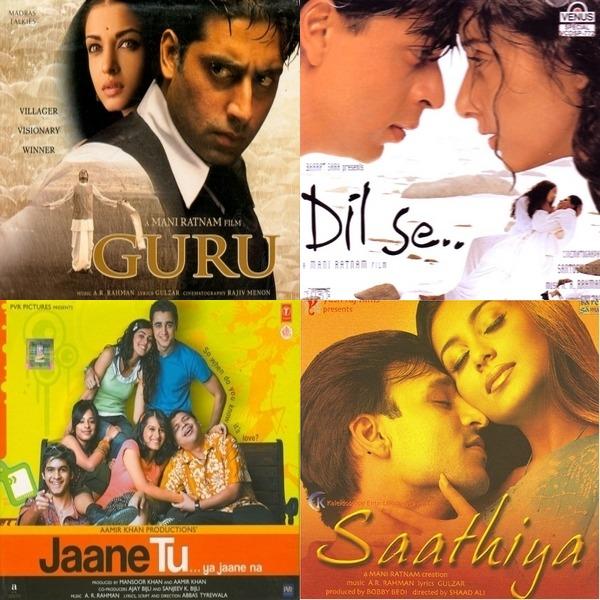 A R Rahman's Best