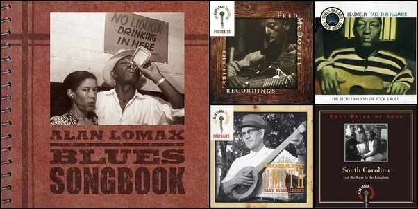 Alan Lomax: Early American Field Recordings