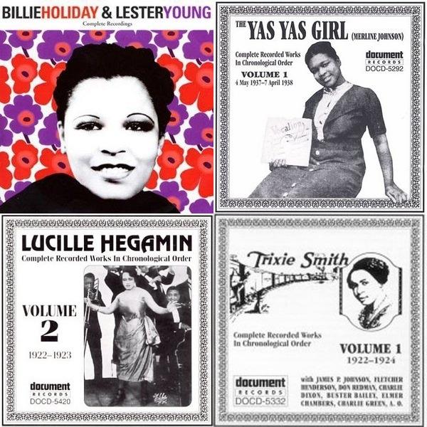 Ladies Sing The Blues 20's-30's