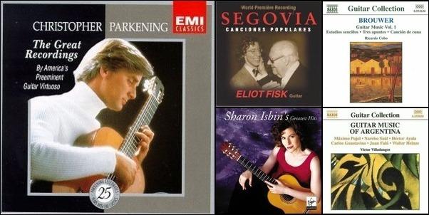Contemporary Classical Guitarists