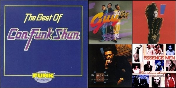 Big3's 80's to 90's Music