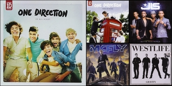 One Direction Infection