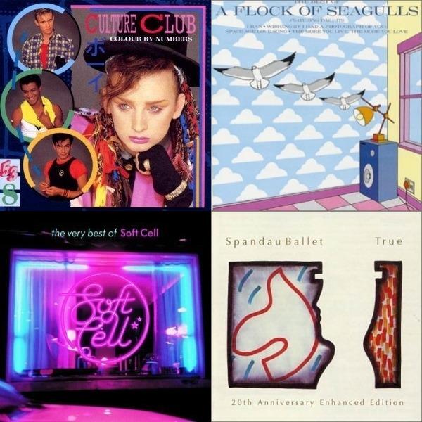 New Romantics: The Hits 197?-1986