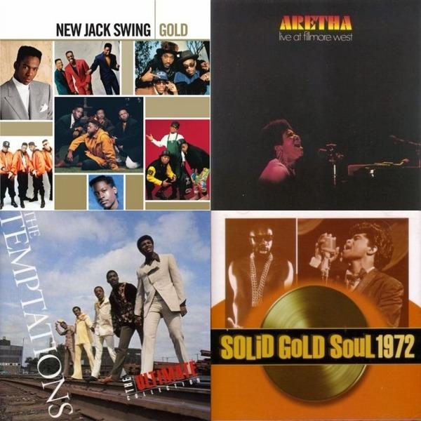Good Ole R & B Soul Music
