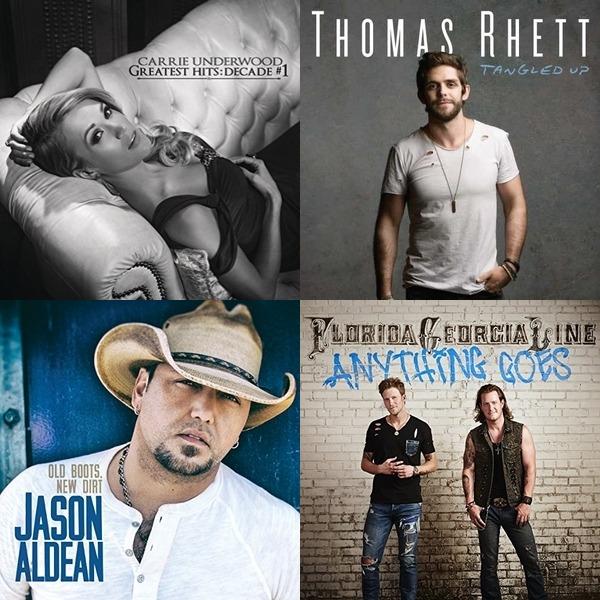 Country Music Radio Hits